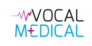 VOCAL MEDICAL LOGO