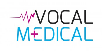VOCAL MEDICAL LOGO