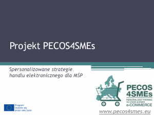 PECOS4SMEs Project Presentantion PL