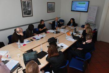Spotkanie w ramach projektu e-CAL w Empoli