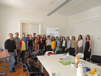 3rd LTTA training within project SPREAD in Vienna.