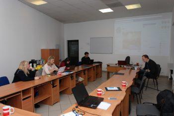 Trzecie spotkanie partnerów projektu NEO-COL