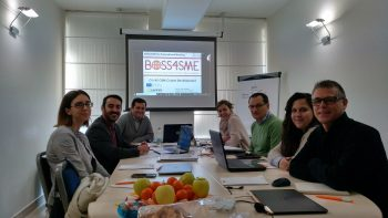 3rd partnership meeting in BOSSS4ME project