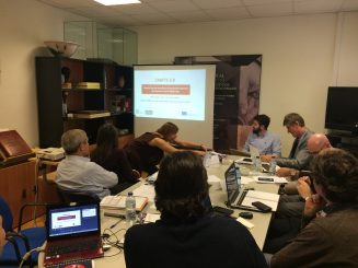 Kick–off meeting within project CRAFTS 3.0