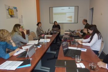 The first partnership meeting in the SOFIA project