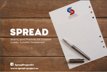 Newsletter projektu SPREAD