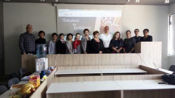 TEACH-D partnership meeting Sofia