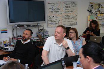 Drugie spotkanie partnerów w projekcie EUROSTART