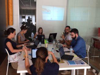 Spotkanie kończące projekt YEP