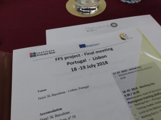 Final meeting within FFS project