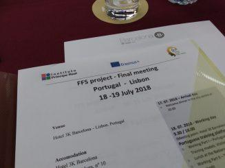 Spotkanie podsumowujące projekt FFS