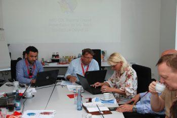 Czwarte spotkanie partnerów projektu NEO-COL
