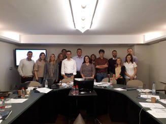 WBL GUARANTEE: Second partnership meeting