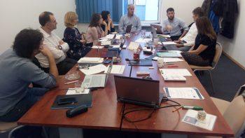 Third meeting CRAFTS 3.0 partnership