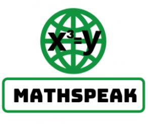 New project press release: Mathspeak