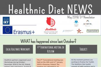 Final run of HEALTHNIC project. Newsletter#3