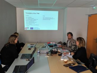 The last meeting of REST project partners