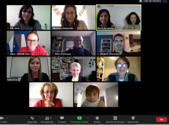 INGAME – Online meeting