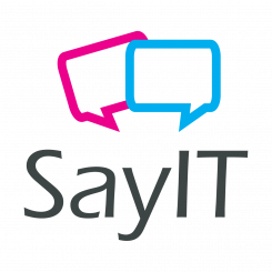 SayIT Newsletter – NEW PROJECT